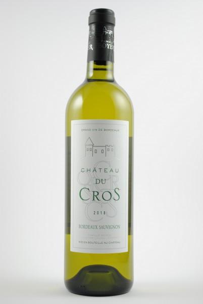 2018 Château du Cros Bordeaux Blanc